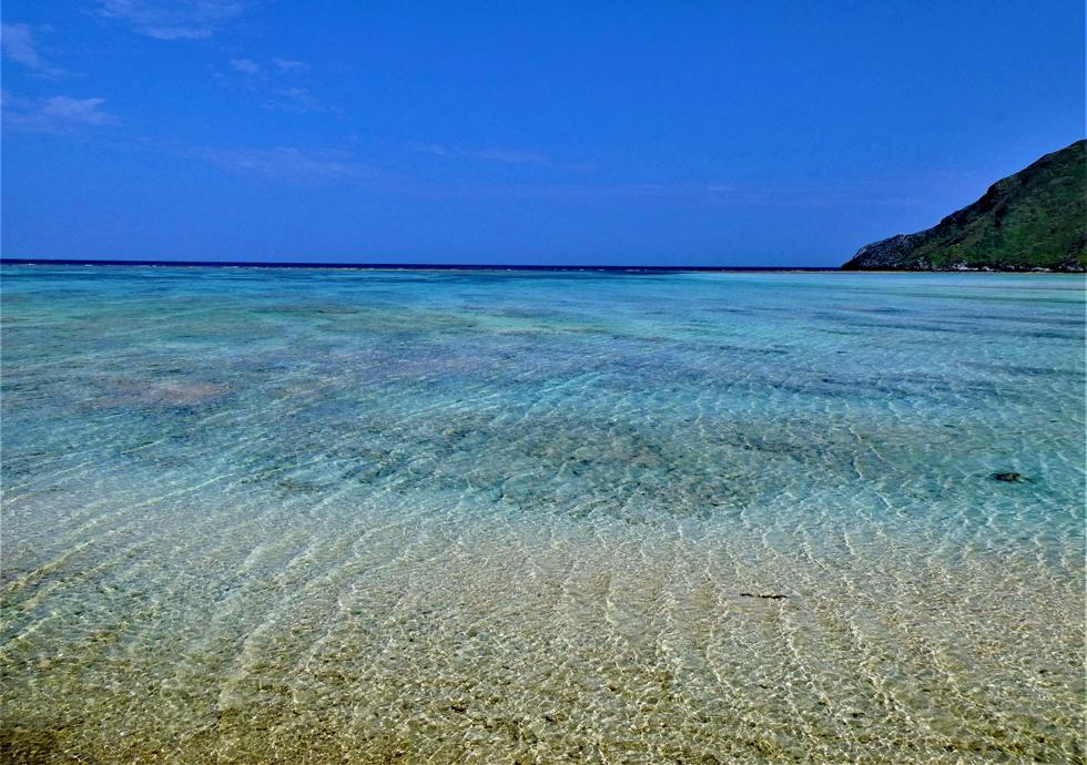 イメージ画像 きれいな海